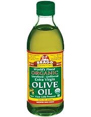Bragg Organic Cold Pressed Olive Oil, 473 ml