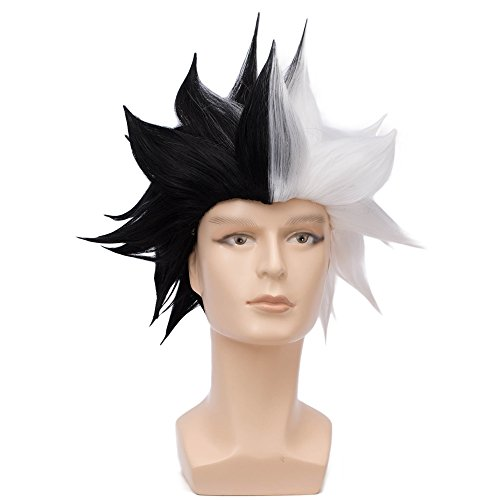 Rock Collection Costume Wigs Men's Dragon Ball Goku Cosplay Wig +Wig Cap