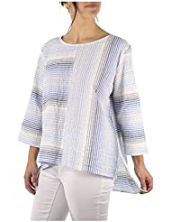 Habitat Clothes Easy Pullover - Fade in Stripe