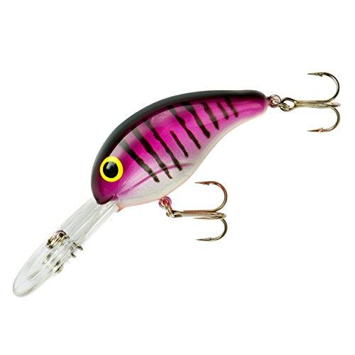 Bandit Series 300 Special Tackle, Purple Tiger Stripes, -