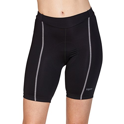 Terry Women's Bella Short - Black/Gray - Small by Terry (Image #6)