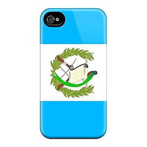 New Shockproof Protection Case Cover For Iphone 4/4s/ Guatemala Case Cover