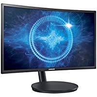Samsung CFG70 Series 27-Inch 1ms Curved Gaming Monitor (C27FG70) (LC27FG70FQNXZA)