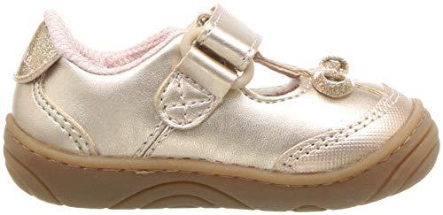 Stride Rite Girls' SR-Caroline Sneaker, Rose, 5 M US Toddler by Stride Rite (Image #6)