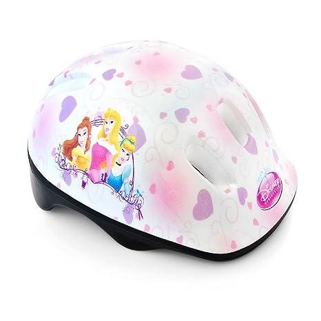 Disney Casco de protección para niños Casco de seguridad para niños Diseño: Disney Princesas: Amazon.es: Juguetes y juegos