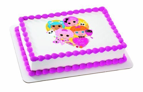 1-X-LaLaLoopsy-Sew-Cute-Personalized-Edible-Cake-Image-Topper