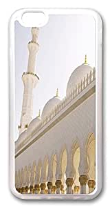 ACESR Abu Dhabi Unique iPhone 6 Cases, TPU Case for Apple iPhone 6 (4.7inch) Transparent