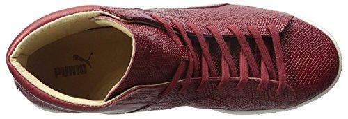 Puma Stelt Mid Mii Mannen Ons 8 Rode Tennisschoenen