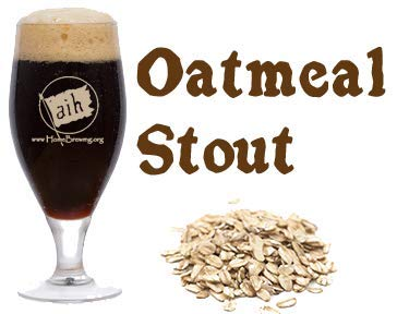 Adventures in Homebrewing Oatmeal Stout All Grain Recipe