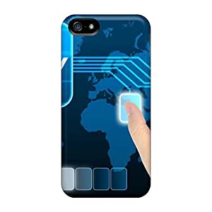 Super Stylish Scratch-free Phone Case For Iphone 5/5s- Retail Packaging - Lean Tools Lean Six Sigma Lab by ruishername