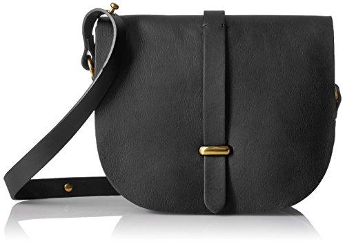 Liebeskind Berlin Women's Adaja Vachetta Leather Saddle Bag by Liebeskind Berlin