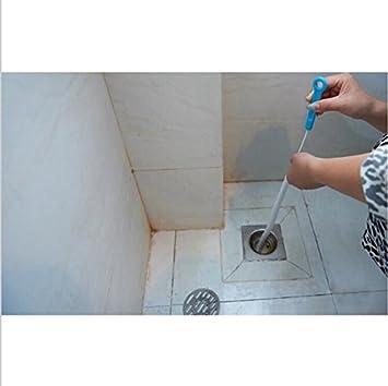 Home Biegsamen Sink Tub Wc Dredge Rohr Schlange Pinsel Werkzeuge Kreative Bad Küche Zubehör Haus & Garten Kanalisation Reinigung Pinsel