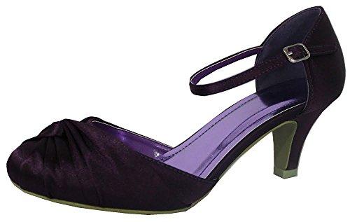 Caviglia Strap Xtu4f Alla Donna Purple Krasceva gwxWY7