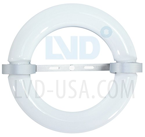 LVD Saturn Series 100w Induction Light Round Replacement 5000k Lamp Only