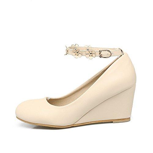 D Odomolor Donna Pu Kitten heels 87qA7HxI