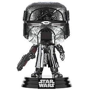 Funko Pop! Star Wars: Rise of The Skywalker – Knights of Ren Blaster (Hematite Chrome)