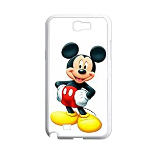Generic With Mickey Mouse Thin Back Phone Covers For Boy For N7100 Samsung Choose Design 5