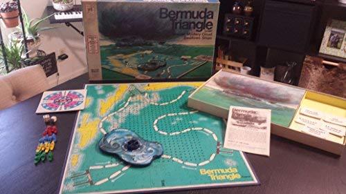 Bermuda Triangle 1975 Milton Bradley -