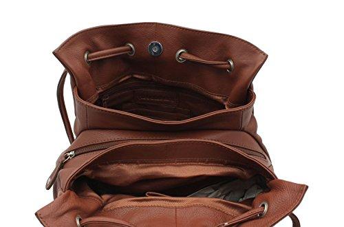 Canford Wimborne Pelle Tracolla Due Borse In Collection Bolla Abbronzato Cinturino OYgq8wW5