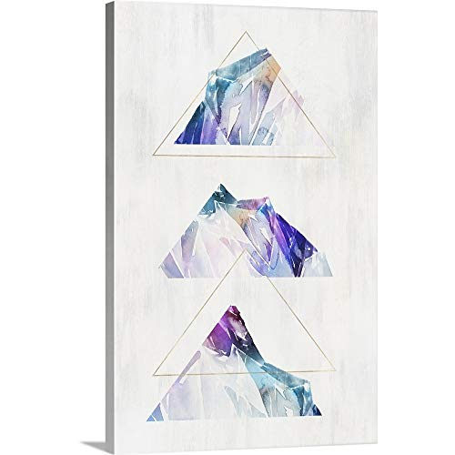 - Clear Cut I Canvas Wall Art Print, 12