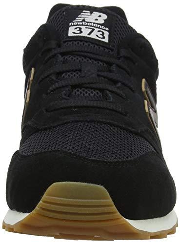 Nero New Sneaker 373 Balance Uomo Black black I0qqU8Hwx