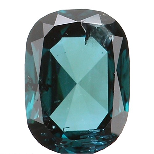 Oval Si1 Loose Diamonds (0.19 Ct Natural Loose Diamond Oval Shape Blue Si1 Clarity 4.24X3.04X1.53MM L2116)