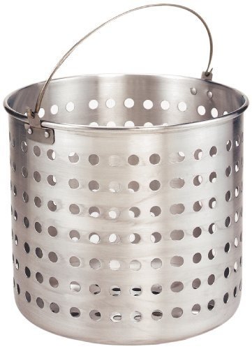Crestware 40-Quart Steamer Basket