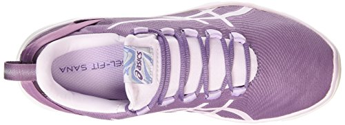 3544 Blue Asics Shoes fit Gel Ice Purple Grape 2 Purple Women's Fitness Sana Lilac USwAqRnU