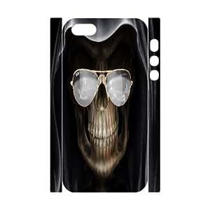 C-Y-F-CASE DIY Design Grim Reaper Pattern Phone Case for iPhone 5,5S
