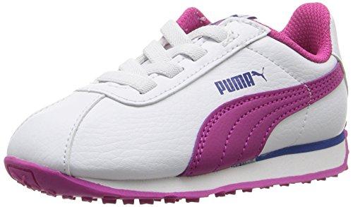 Zapatillas De Running Puma Kids Turin Ac Inf Puma White-ultra Magenta