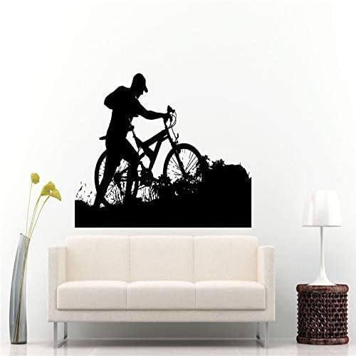 Shentop Serie Deportiva Papel Tapiz de Bicicleta Jinete en una ...