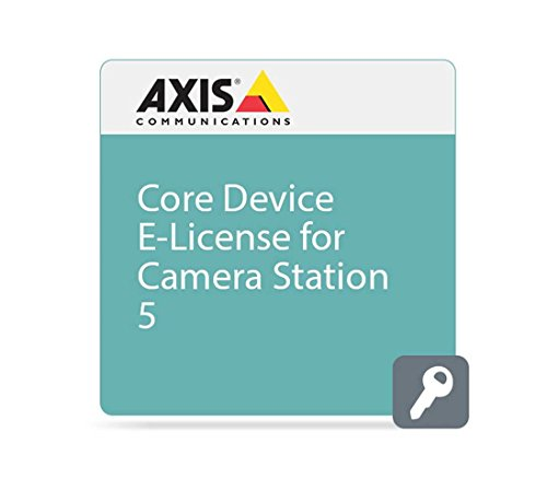 (AXIS 0879-010 One Camera Station Version 5.0 Core Device License)