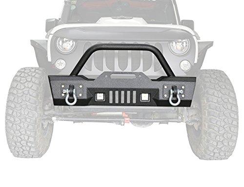 iron back bumper - 2