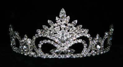 #15743 Pageant Prize Tiara - 2.5