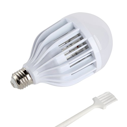 2 in 1 LED Bug Bulb Light Bulb with Mosquito Zapping ...