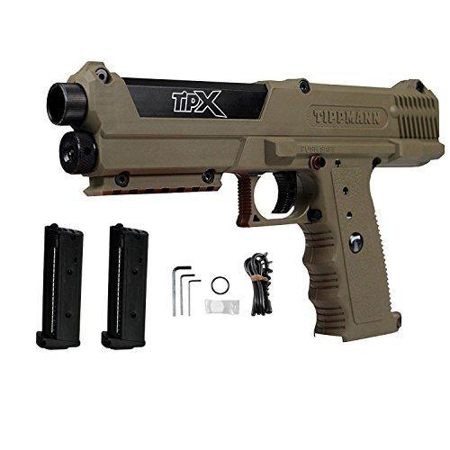 Tippmann TiPX / TPX Paintball Pistol - Dark (Tpx Pistol)
