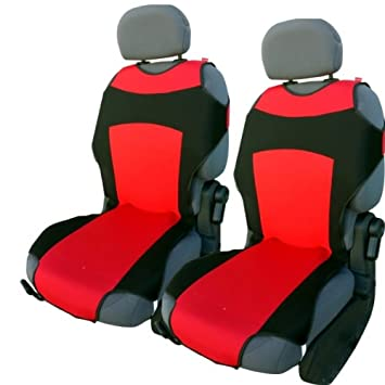 CSC301 -Funda para asiento de coche con forma de camiseta, Cojín para asiento de