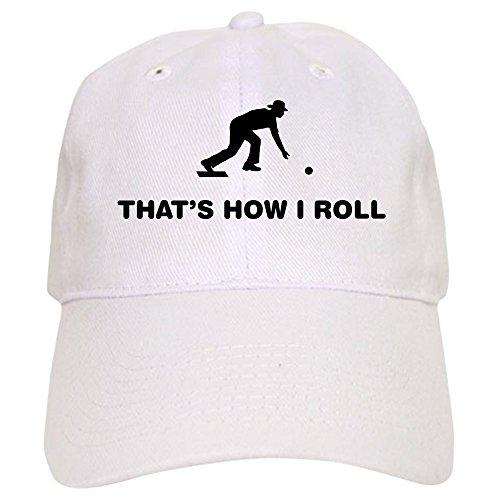 CafePress - Lawn Bowl Cap - Baseball Cap with Adjustable Closure 195cbb3893ae
