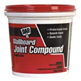 Dap 10100 Wallboard Joint Compound, 3-Pound