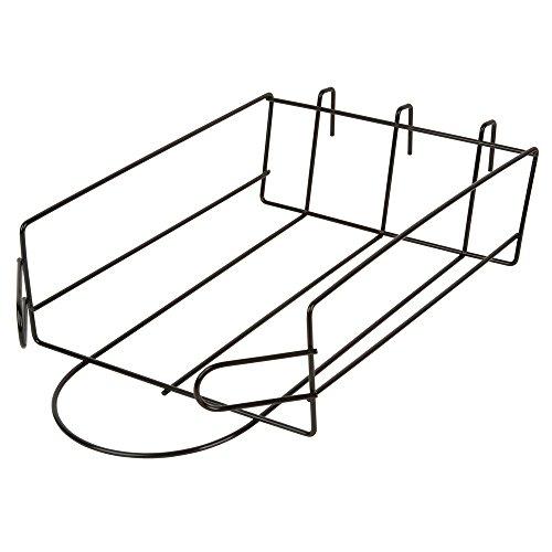 Econoco BLK/CAP Wire Cap Displayer, 1/8'', Black (Pack of 8) by Econoco