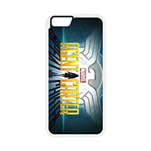 agent carter 2015wide iPhone 6 Plus 5.5 Inch Cell Phone Case White yyfD-340459