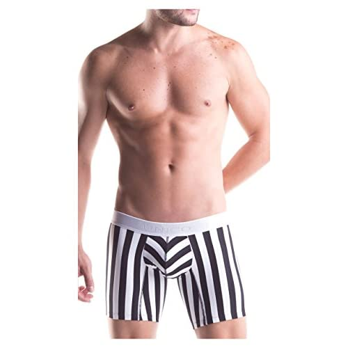18372b3532 low-cost Mundo Unico Men Colombian Stripes Cotton Mid Boxers Briefs  Calzoncillos