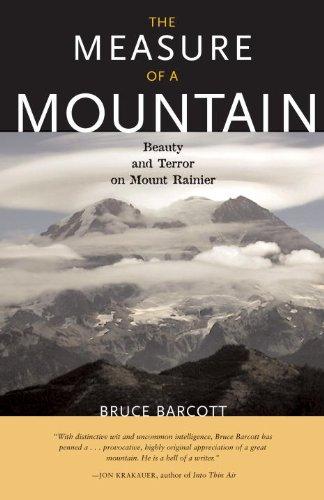 Mount Rainier National Park Animals - Measure of a Mountain: Beauty and Terror on Mount Rainier
