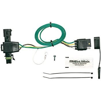 98 suburban trailer wiring harness amazon.com: hopkins 41135 litemate vehicle to trailer ... 99 suburban trailer wiring diagram