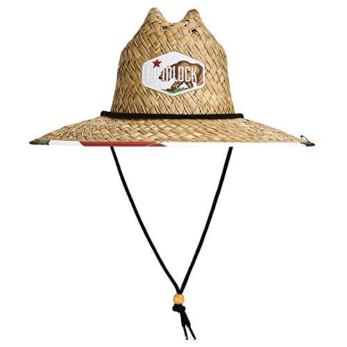 Hemlock Hat Co. Men s Straw Hat - Buy Online in KSA. Apparel products in  Saudi Arabia. See Prices 5d5e751de4f7