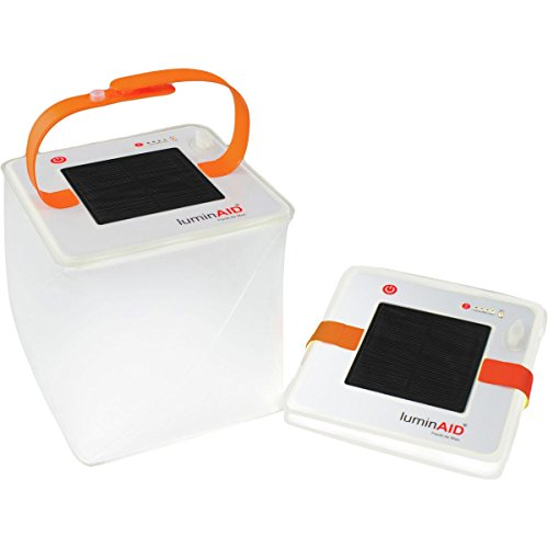 LuminAID PackLite 2-in-1 Phone Chargers