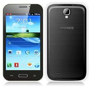 5.0'' pantalla táctil capacitiva SC6820 1 GHz de doble SIM Android 4.2 Smartphone Bluetooth WIFI 3MP cámara ultra delgada G9500 (gris, azul, púrpura, blanco)