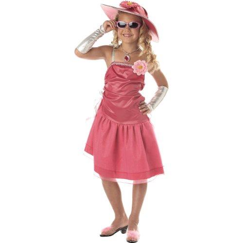 California Costumes Movie Star Costume, 3-4