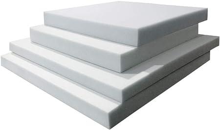 Densidad 26 kg/m3: es una espuma firme. Ideal para colchonetas, asientos de sofás, sofás cama, sofás