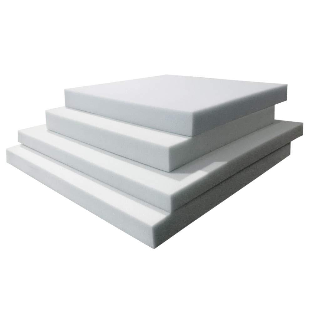 100 cm x 200 cm x 1 cm TOPDORMITORIOS Plancha DE Espuma Standar-Espuma A Medida